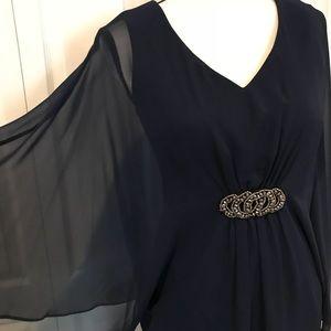 Dresses - Beautiful chiffon dress, size 6